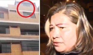SMP: Fiscalía abre investigación a mujer que arrojó a perro desde un quinto piso