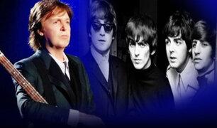 Paul McCartney realiza sorprendente confesión sobre las canciones de los Beatles