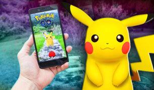 Pokémon Go ha sido descargado mil millones de veces hasta la fecha