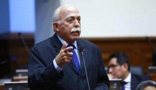 CONFIRMADO: Fuerza Popular no cederá la presidencia de la Comisión de Constitución