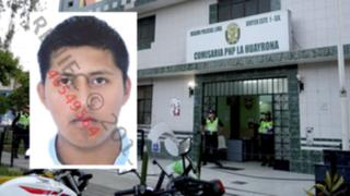Policía es hallado con un impacto de bala en la sien dentro de comisaría de la Huayrona