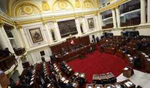 Congreso: reacciones tras presentación de reforma que plantea adelanto electoral