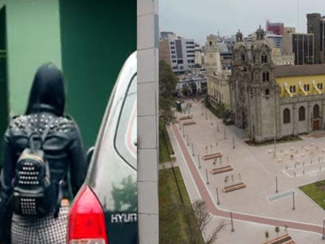 PJ dictó sentencia contra hombre que realizó tocamientos indebidos a joven en Miraflores