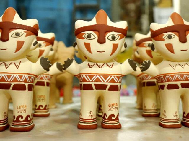 Lima 2019 entregará cuchimilcos de arcilla a ganadores de medallas