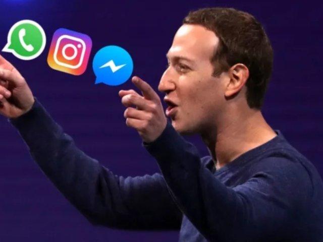 Facebook responde por caída de Instagram y WhatsApp