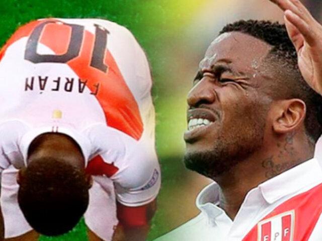 Copa América: FIFA indemnizará a Lokomotiv por lesión de Jefferson Farfán