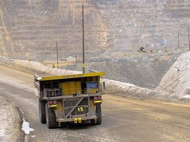 Energía y Minas anuncia que para 2020 se ejecutarán 6 proyectos mineros