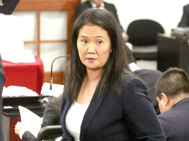 Keiko Fujimori: audiencia de casación fue suspendida por  inhibición de juez