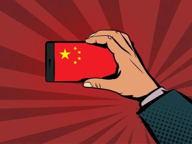 China: instalan aplicación espía en celulares de turistas
