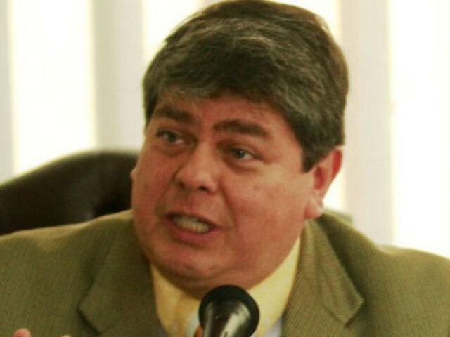 Carlos Torres Caro: Monteza debió inhibirse de casación
