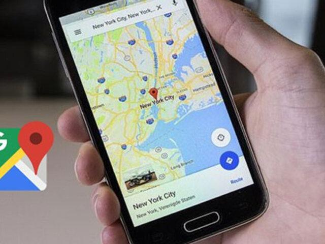 ¡Atención Ciclistas! Google Maps brinda rutas utilizando esquemas de bicicletas compartidas