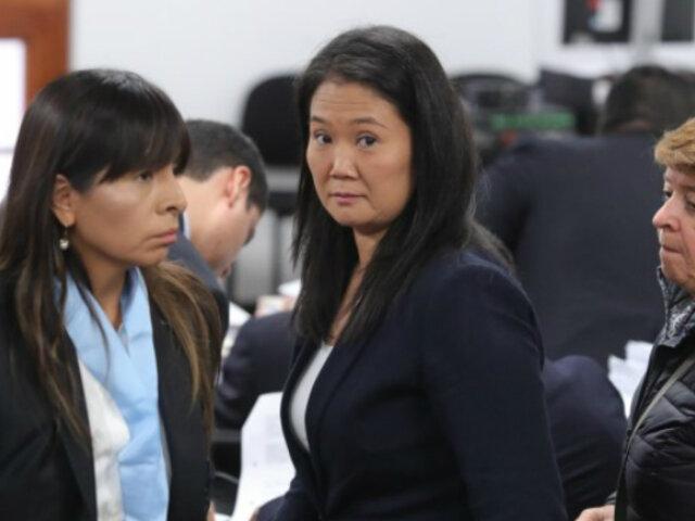"""Giulliana Loza: """"Nuestro caso era muy claro y muy simple"""""""