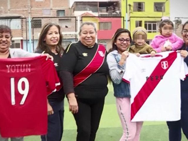 Yotún y su barrio picante: hinchas se preparan para la final de la Copa América 2019