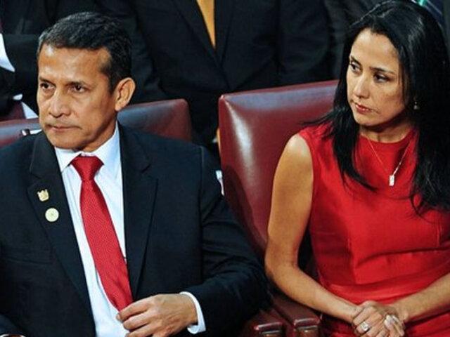 Caso Humala - Heredia: realizan audiencia de control de acusación