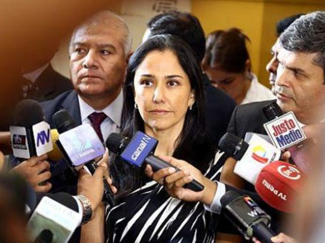 Nadine Heredia: PJ ordenó 12 meses de impedimento de salida del país en su contra