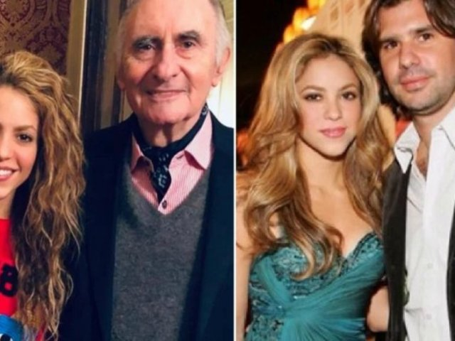 Shakira publica conmovedora despedida a Fernando de la Rúa