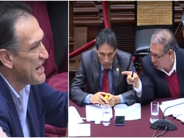 Comisión Permanente protagoniza acalorado debate por caso Chávarry