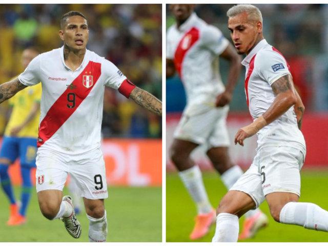 Copa América 2019: Guerrero y Trauco en el once ideal de la Conmebol