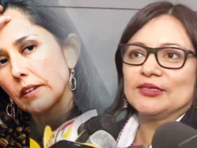 """Fiscal del Equipo Lava Jato: """"Nadine Heredia habría tenido una directa participación en caso Gasoducto"""""""
