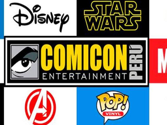 Comic Con Lima 2019: entérate todo sobre su segunda edición