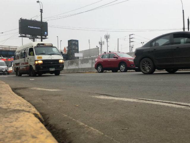 Carretera Central: comprobamos si tramo reabierto realmente alivia el tráfico