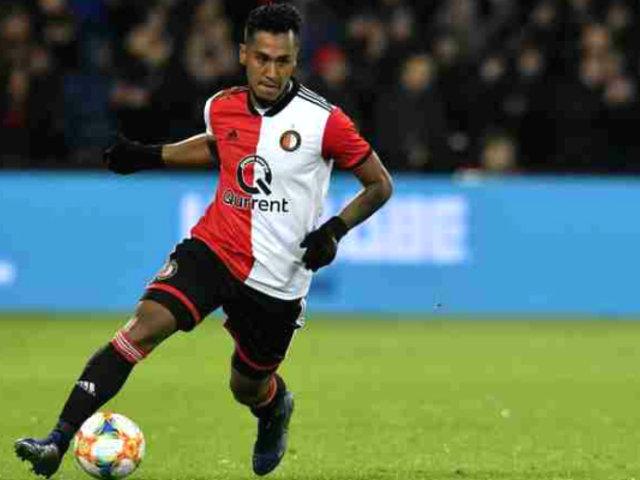 Feyenoord despide así a Renato Tapia en las redes sociales