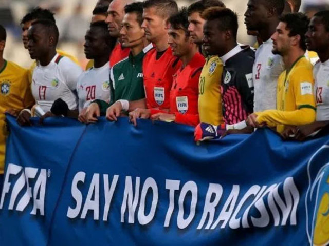 FIFA: árbitros podrán suspender y anular partidos por actos de racismo