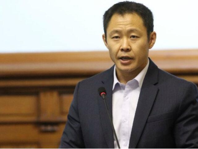 Maritza García negó que Kenji Fujimori retorne a Fuerza Popular