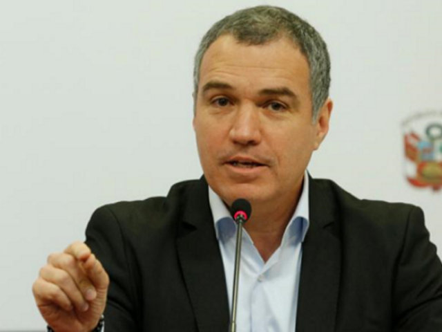 """Del Solar condena actitud de Gobernador Regional de Arequipa por dar un """"ultimátum"""""""