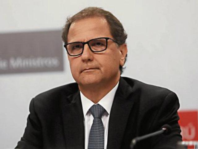 Caso Tía María: presentan moción para interpelar a ministro de Energía y Minas