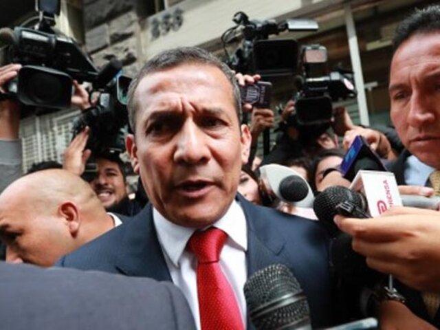 Humala: el 84% de la población cree que sí se benefició con dinero de Odeberchet