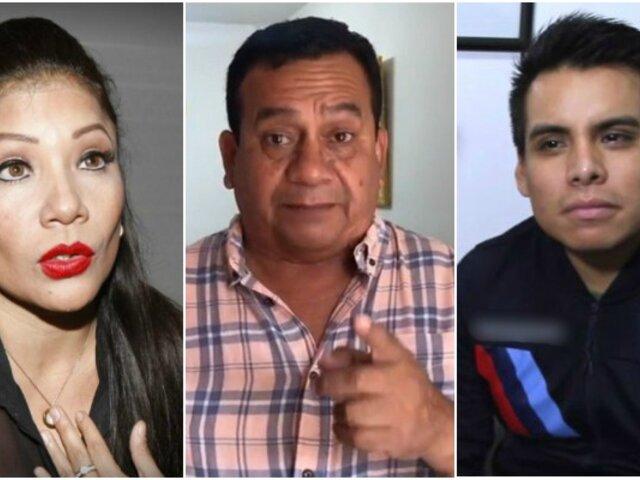 Tony Rosado: cantantes de cumbia se pronuncian por polémicas declaraciones