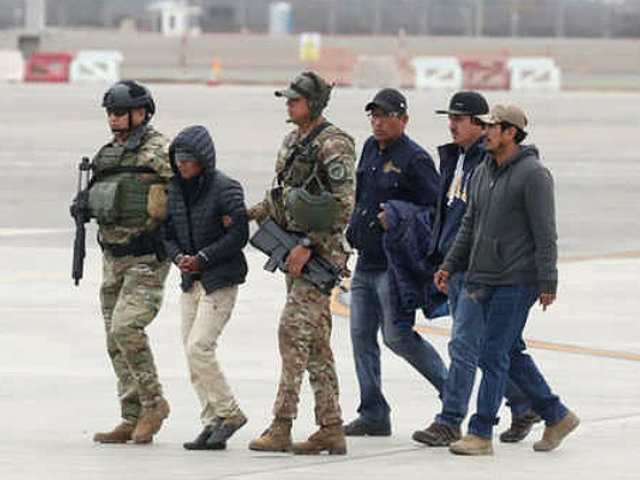 'Julio Chapo': mando terrorista detenido en el VRAEM llegó a Lima