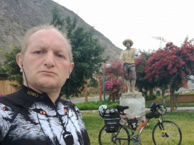 Amigos de ciclista que murió atropellado protestan por liberación de conductor