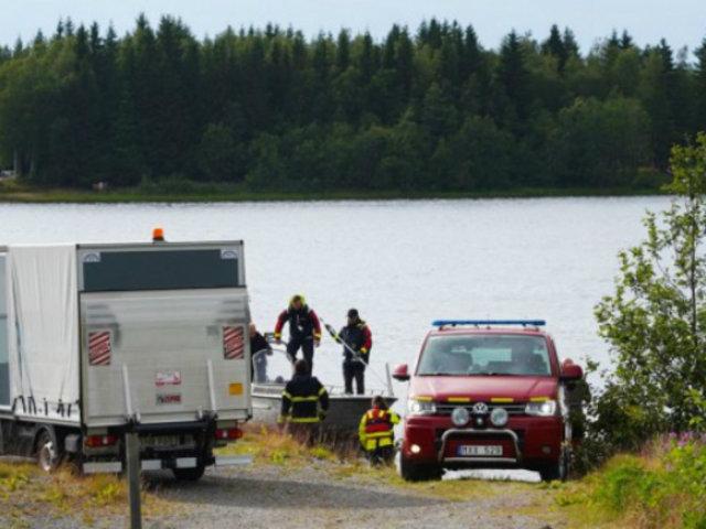 Choque de avioneta deja nueve muertos en Suecia