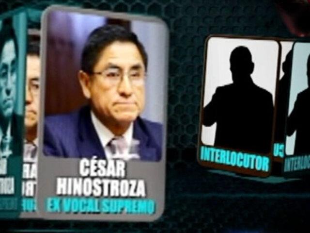 EXCLUSIVO   Fiscal de Equipo Especial Cuellos Blancos es mencionado en audio de Hinostroza