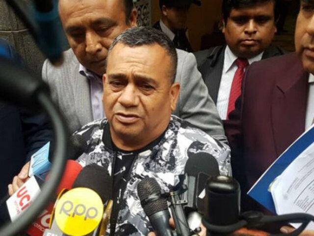 Tony Rosado pide disculpas a las mujeres por su actitud tras su salida del Ministerio Público