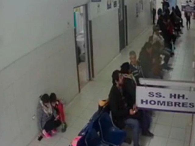 Cañete: mujer utiliza a su hijo para robar un celular
