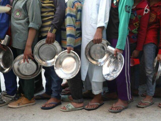 ONU: el hambre afecta a 42.5 millones de personas en Latinoamérica