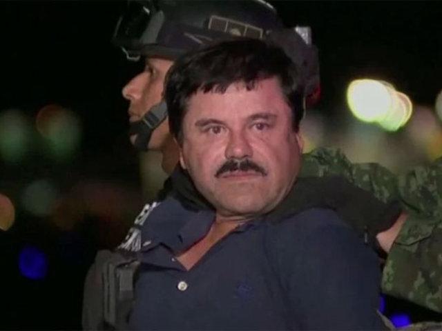 ´El Chapo´ Guzmán fue condenado a cadena perpetua por la justicia de EE.UU.