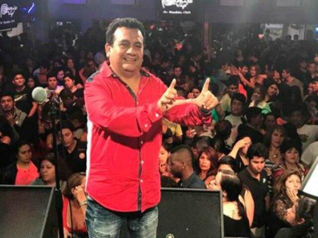Tony Rosado cambia letra de su canción tras polémicas declaraciones