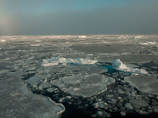 Ártico registra alarmante récord de temperatura por ola de calor