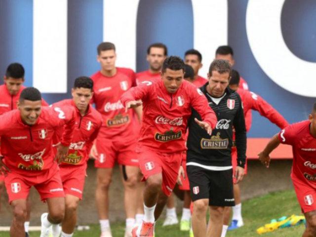 Selección Peruana sub 23 alista debut ante Uruguay en Juegos Panamericanos