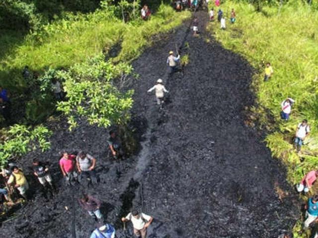 Oleoducto Norperuano: comunidades nativas levantan paro en Loreto