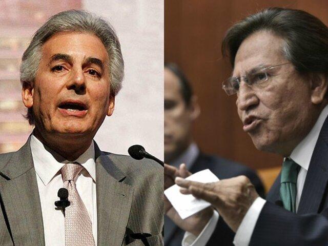 """Álvaro Vargas Llosa: """"Lo de Toledo no tiene nombre"""""""