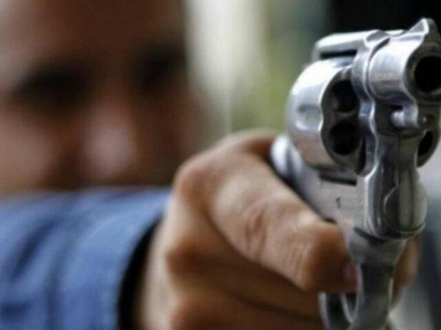 La Perla: delincuentes aprovechan falla en alumbrado público para asaltar