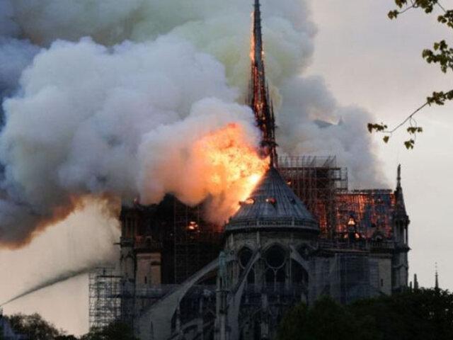 Notre Dame: contaminación por plomo causa alarma a tres meses del incendio