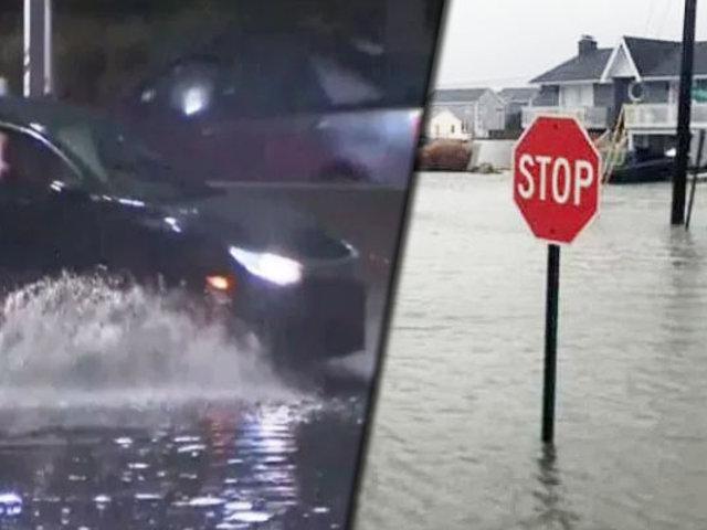 Inundaciones en Nueva York y Nueva Jersey dejan una persona fallecida
