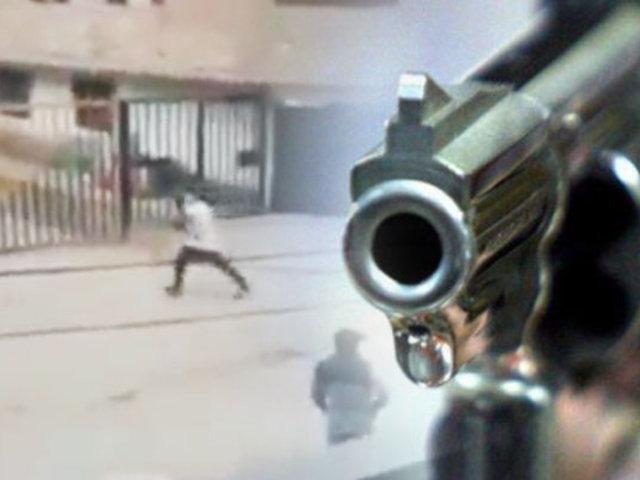 Independencia: se registra balacera por presunta disputa de una vivienda