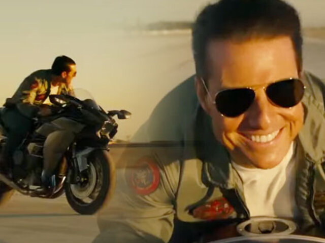 Tom Cruise: lanzan primer tráiler de Top Gun Maverick